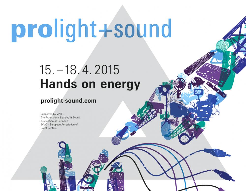 PROLIGHT + SOUND 2015