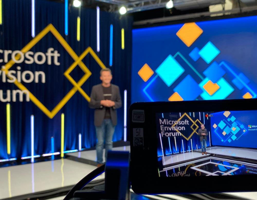 Microsoft Envision Forum 2020