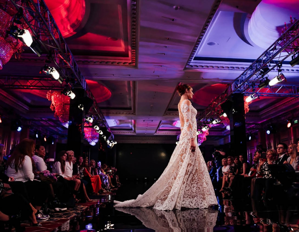 Speranza Couture Fashion show